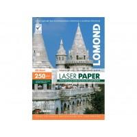 Двухсторонняя матовая/матовая фотобумага lomond для лазерной печати A4, 250 Г/М2, 150Л  (0300441)