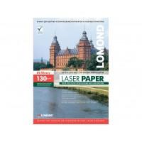Двухсторонняя глянцевая/глянцевая фотобумага lomond для лазерной печати, A4, 130 Г/М2, 250Л  (0310141)