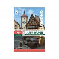 Двухсторонняя глянцевая/глянцевая фотобумага lomond для лазерной печати, A4, 170 Г/М2, 250Л  (0310241)