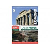 Двухсторонняя глянцевая/глянцевая фотобумага lomond для лазерной печати, A4, 200 Г/М2, 250Л  (0310341)
