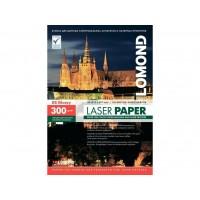 Двухсторонняя глянцевая/глянцевая фотобумага lomond для лазерной печати, A3, 300 Г/М2, 150Л  (0310733)