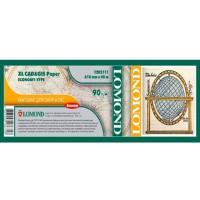 Матовая широкоформатная lomond 90г/м2, 420ммх45м (1214101)
