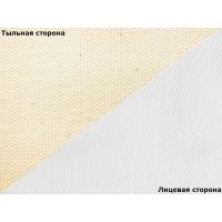 Холст хлопковый 330г/м2, 1520х30м, глянцевый, для сольвентных (ECO-330CAG-1520)