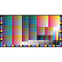 Инструкция по распечатке цветовой мишени и установке цветового профиля