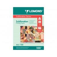 Сублимационная бумага, A4, 100 Г/М2, 100Л (0809413)